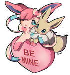 Be Mine by foxlett