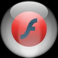Silver Aqua Flash MX Icon by rontz