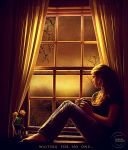 Waiting for no one... by SummerDreams89