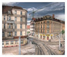 in Halle Saale No.2 by matze-end