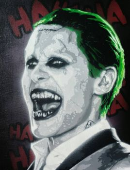 The Joker by NeverenderDesign