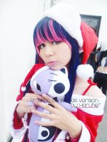 Cosplay Stocking chritsmas version por HARUHIE by xeccentricity