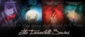 The Immortals Series by iris-moss