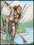 Peaceful Solitude - color by Horus-Goddess