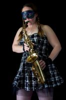 2014-04-26 Blue Sax 04 by skydancer-stock