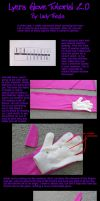 Lycra Glove Tutorial 2.0 by ladythesta