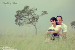Taufik and Tini pt.4 by fusuyoflove