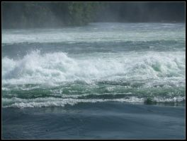 Rhine Falls part two by chris-tazreiter