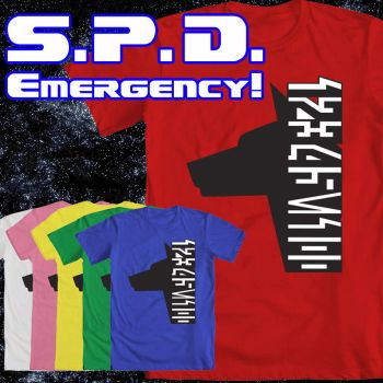 SPD Emergency Power Rangers WeLoveFine submision by e-Berry