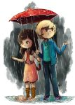 Raindrops by Lucky-phantom