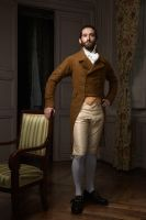 Empire's diairy : The Man in brown by Tournevent