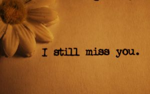 I Still Miss You by auleaf