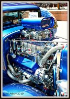 2,000 HP Ford Motor by StallionDesigns