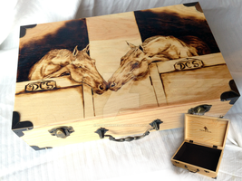DcS Jewelry Box by paperhorses