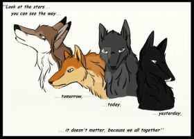 All Together by PerliszNaSA