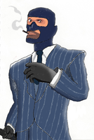 Spy Digital Drawing by Nextgenify