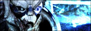 Garrus Signature by ephiony