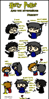 Harry Potter and the M.P1 by Kat-Nyan