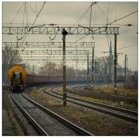 To Riga by billysphoto