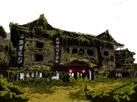 Photoshop Building Part 2 by One-Mister-Badguy