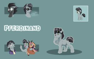Pferdinand - Bio by Vindhov