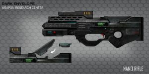 Nano rifle design by weihao