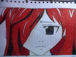 erza by gamze135