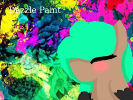 Dazzle Paint wallpaper by mlp-and-anime-rock