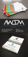 Kreative+ Business Card by KaixerGroup