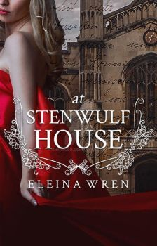 At Stenwulf House Book Cover by Shirokibo
