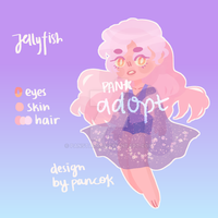 CLOSED jellyfish (adopt) by pancok