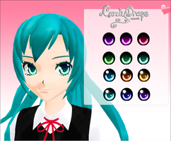 Candy Drops Eye Pack - DL by kaahgome