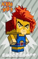 Lion-O template by ADRIAN-NATION