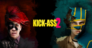 kick-ass 2 poster by topper-xt