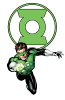 Green Lantern 62 Cover by perpetualpanda