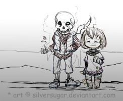 Undertale: The Crossovering by SilverSugar