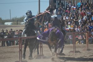 Jousting - 8 by Silver-Stock-Images