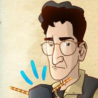 Egon by CarlPearce