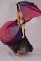 Veil Movements - Back Airplanes by Danika-Stock