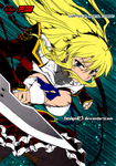 Freezing 016 - Colored Cover by Fatalgod23 by fatalgod23