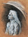 Long-haired Man by AnastasiaMorning