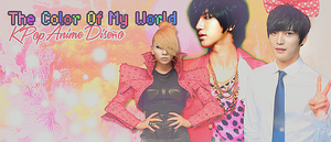 The Color Of My World - el logo by MayChan09