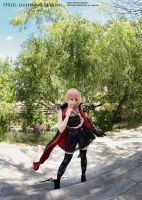 Lightning Returns FFXIII: Lumina by LimitlessEdge