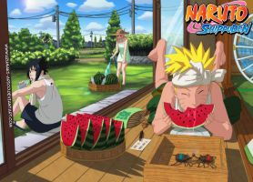 Naruto chapter 548 by Hvostik