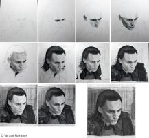 Loki step by step by Quelchii