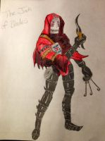 The Jack of Blades by SarcasticBoy95