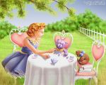 Tea Party by Prima-Donna