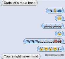 Robbing banks by cosenza987