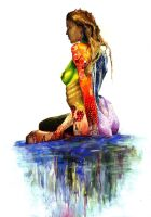 Beauty of colors (new) by Nahar-Doa