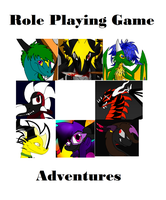 RPG Adventures Cover by serpenna